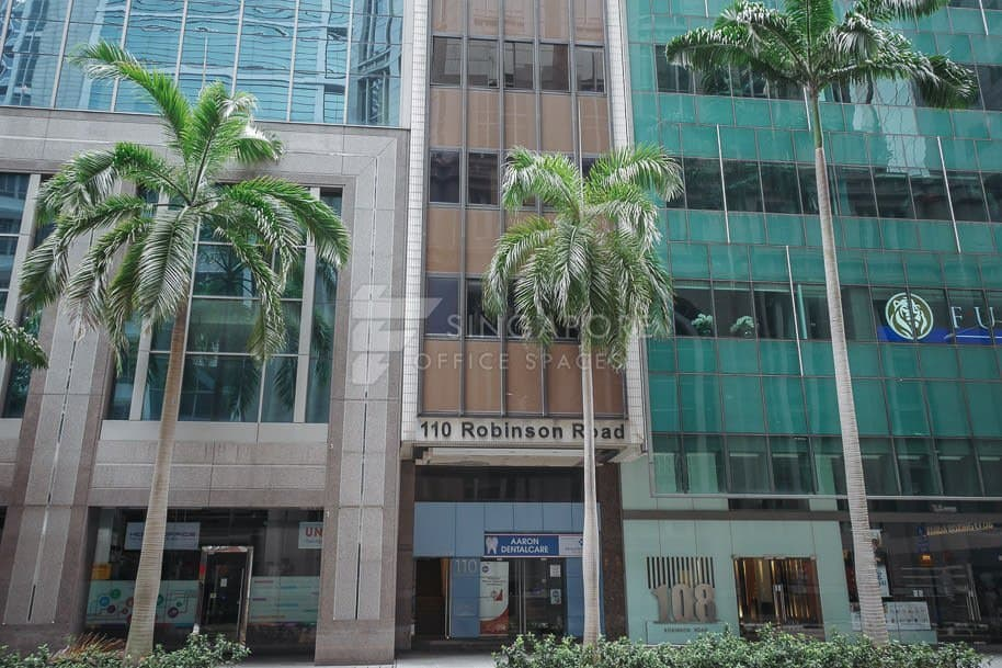 110 Robinson Road Office For Rent Singapore 577