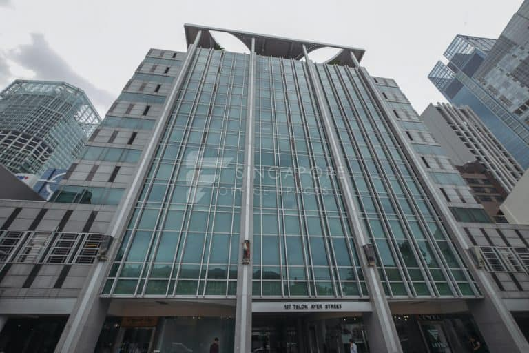 137 Telok Ayer Street Office For Rent Singapore 1030