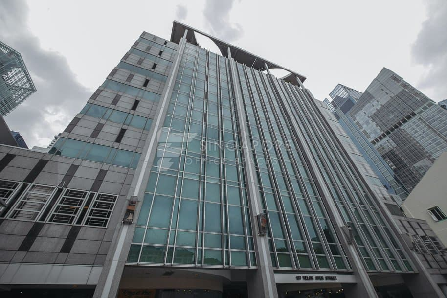 137 Telok Ayer Street Office For Rent Singapore 1032