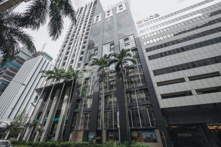 158 Cecil Street Office For Rent Singapore 551