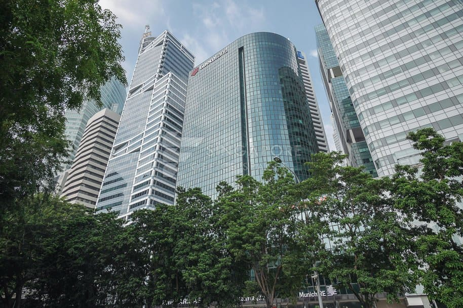 20 Collyer Quay Office For Rent Singapore 804