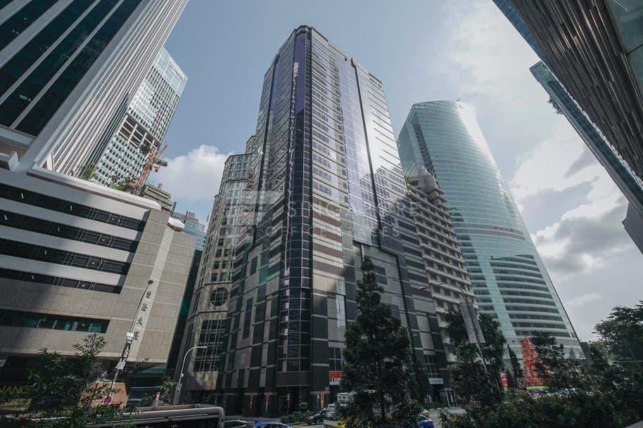 6 Raffles Quay Office For Rent Singapore 615