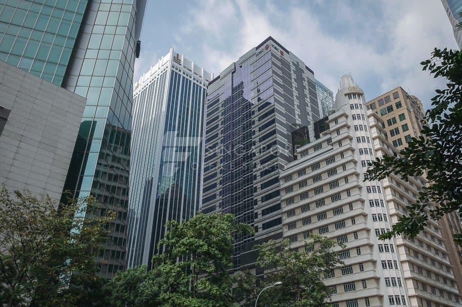 6 Raffles Quay Office For Rent Singapore 815