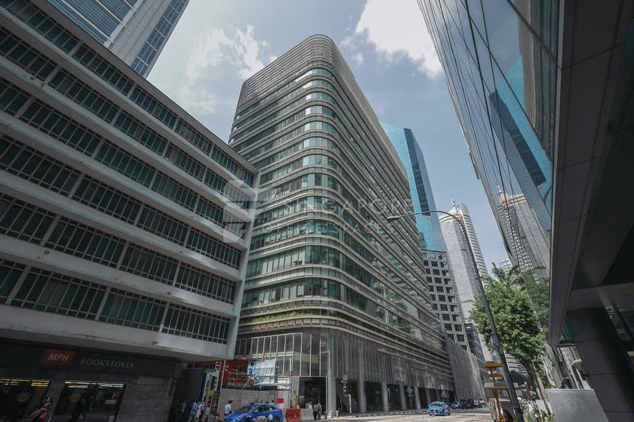 71 Robinson Road Office For Rent Singapore 660