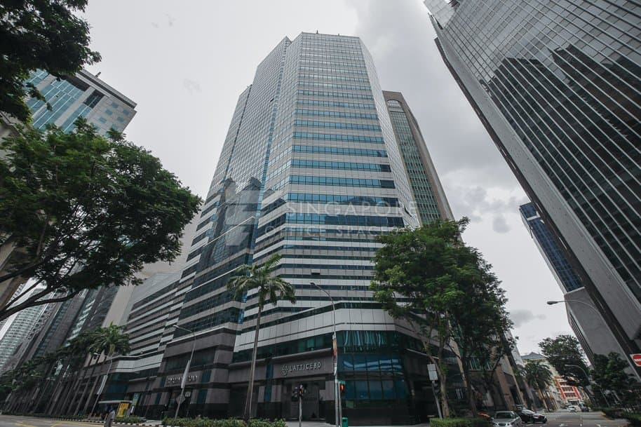 80 Robinson Road Office For Rent Singapore 581