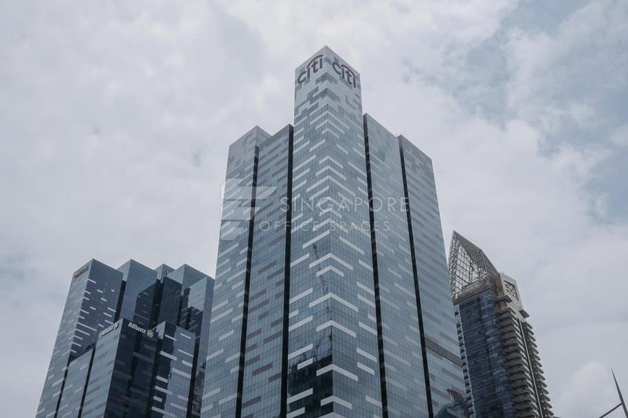 Asia Square Tower Office For Rent Singapore 17