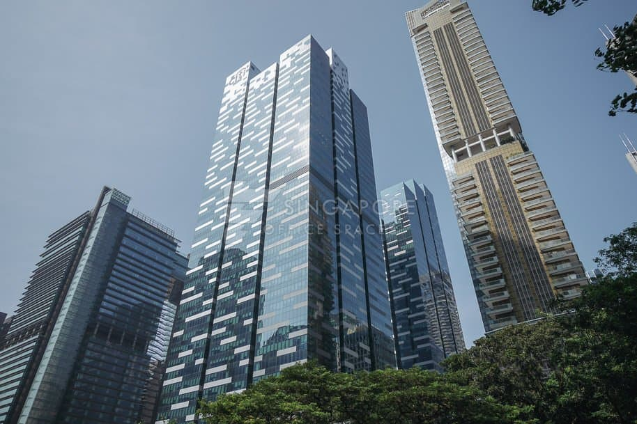 Asia Square Tower Office For Rent Singapore 622