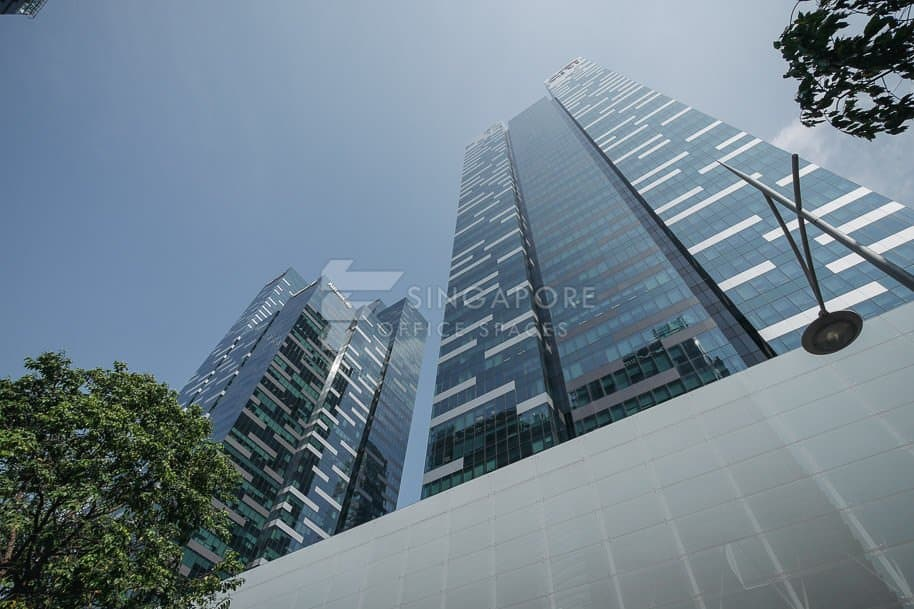 Asia Square Tower Office For Rent Singapore 627