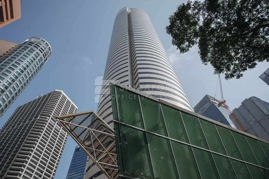 Axa Tower Office For Rent Singapore 600