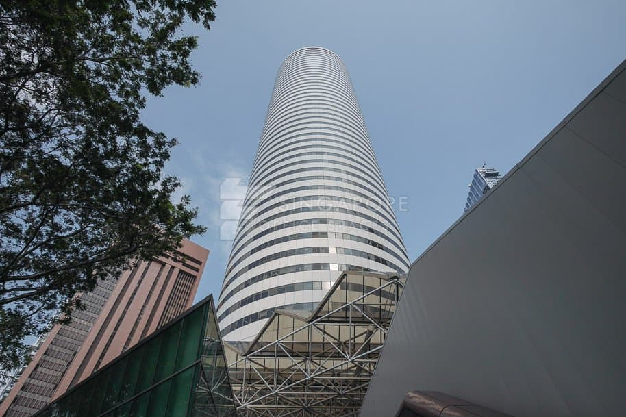 Axa Tower Office For Rent Singapore 601