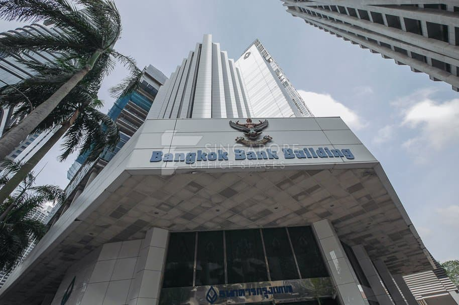 Bangkok Bank Building Office For Rent Singapore 503