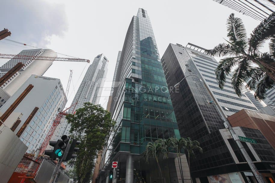 Bank Of Singapore Centre Office For Rent Singapore 754