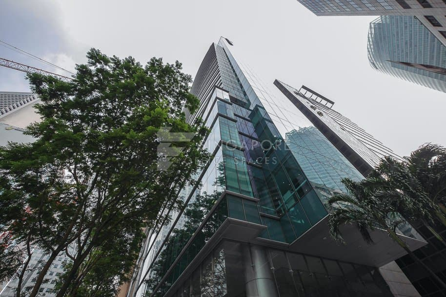 Bank Of Singapore Centre Office For Rent Singapore 756