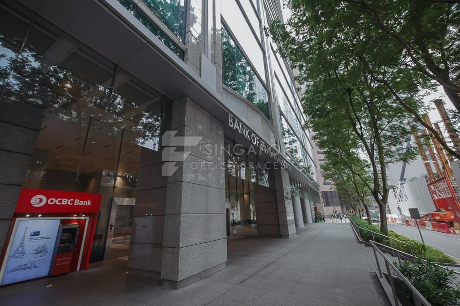 Bank Of Singapore Centre Office For Rent Singapore 759