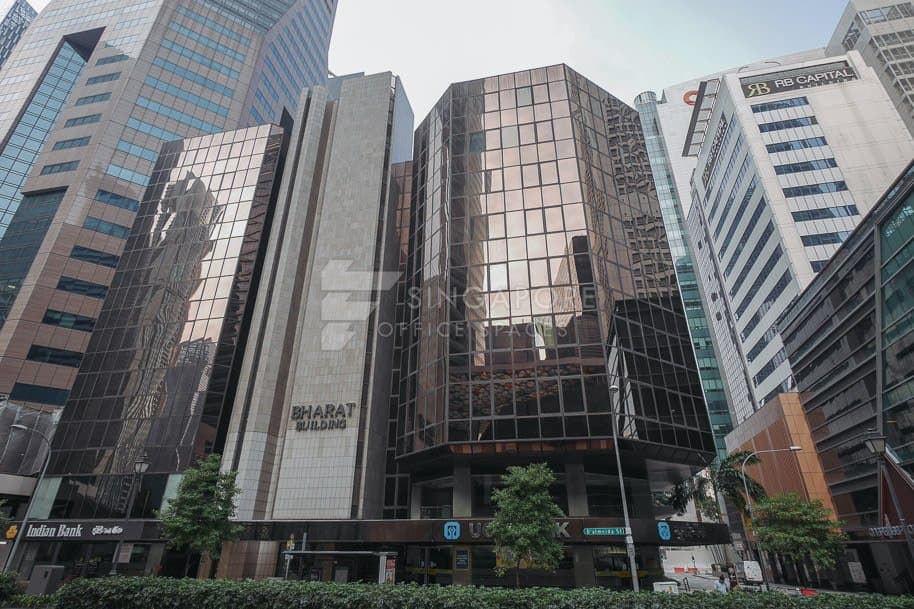 Bharat Building Office For Rent Singapore 744