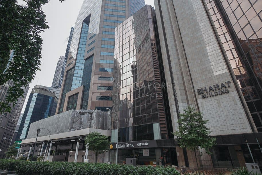 Bharat Building Office For Rent Singapore 745