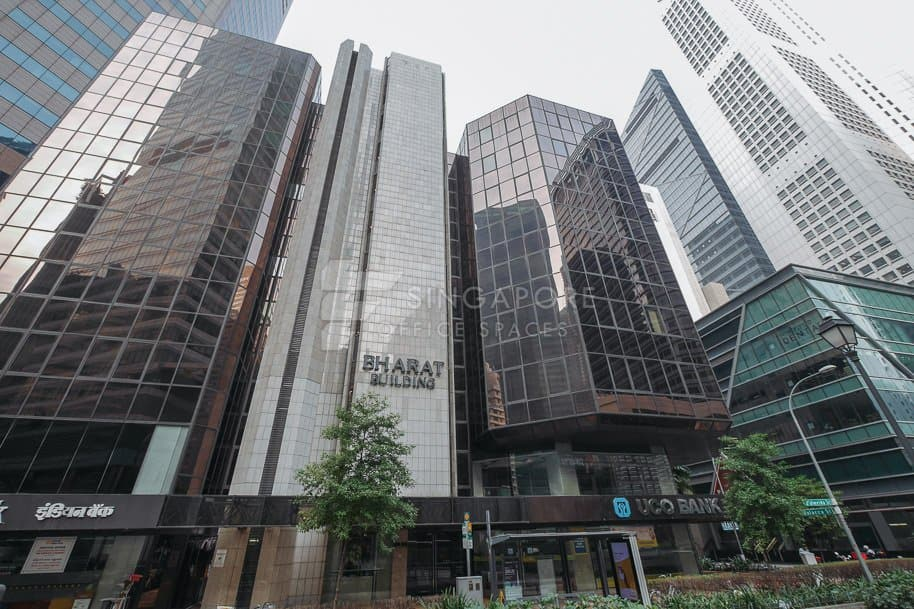 Bharat Building Office For Rent Singapore 746