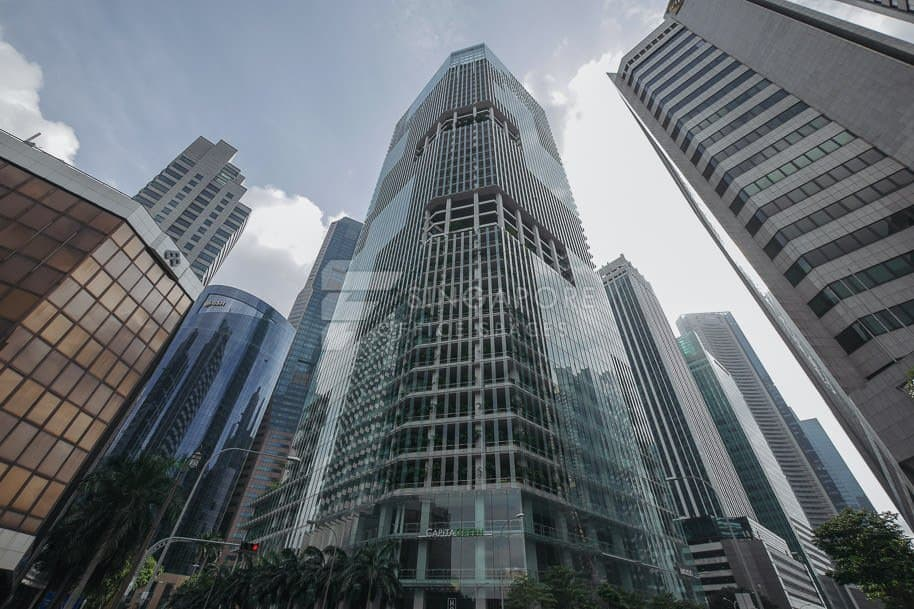 Capitagreen Office For Rent Singapore 520