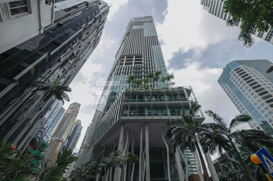 Capitagreen Office For Rent Singapore 528