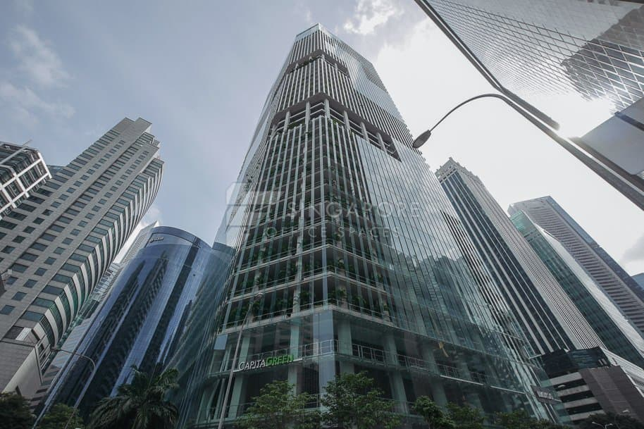 Capitagreen Office For Rent Singapore 533