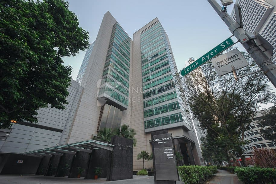 Capital Square Office For Rent Singapore 686