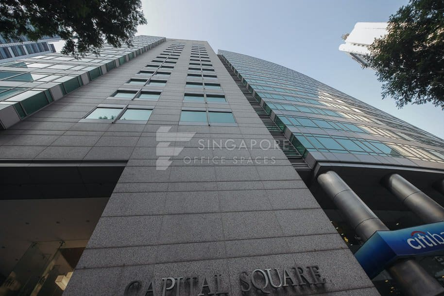 Capital Square Office For Rent Singapore 690