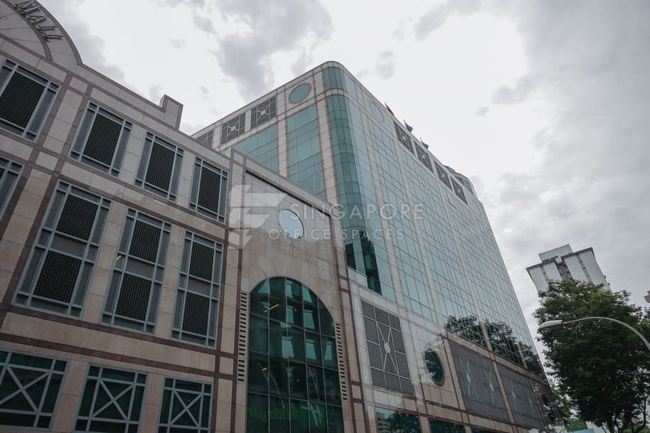 Central Mall Office For Rent Singapore 155