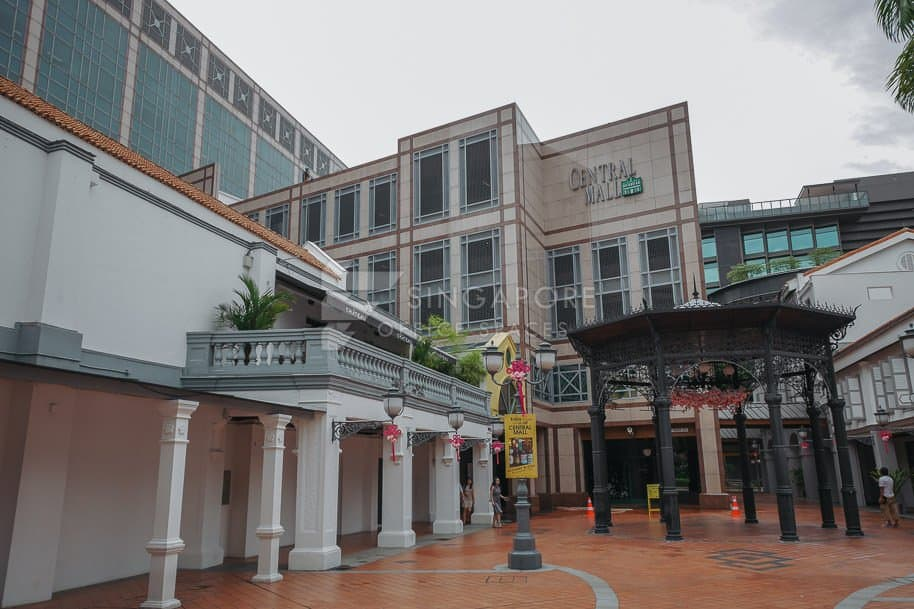 Central Mall Office For Rent Singapore 156