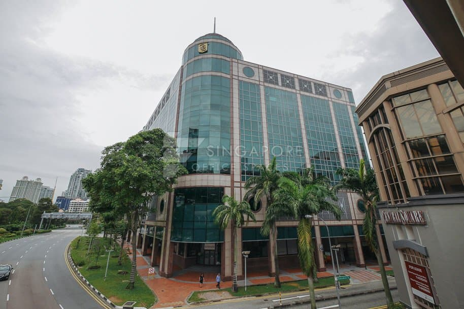 Central Mall Office For Rent Singapore 161