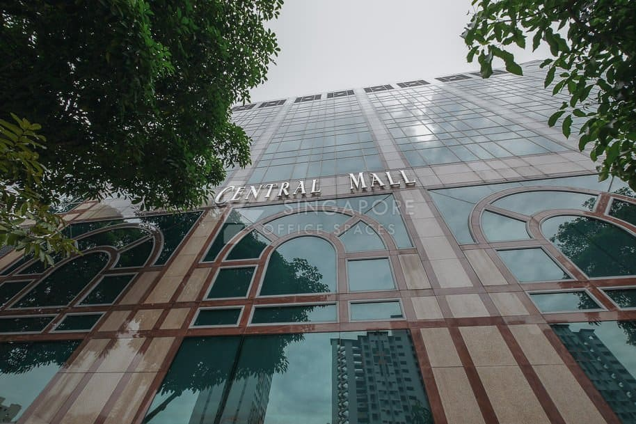Central Mall Office For Rent Singapore 164