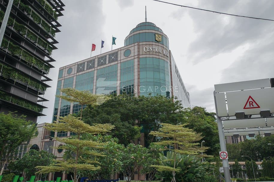 Central Mall Office For Rent Singapore 165