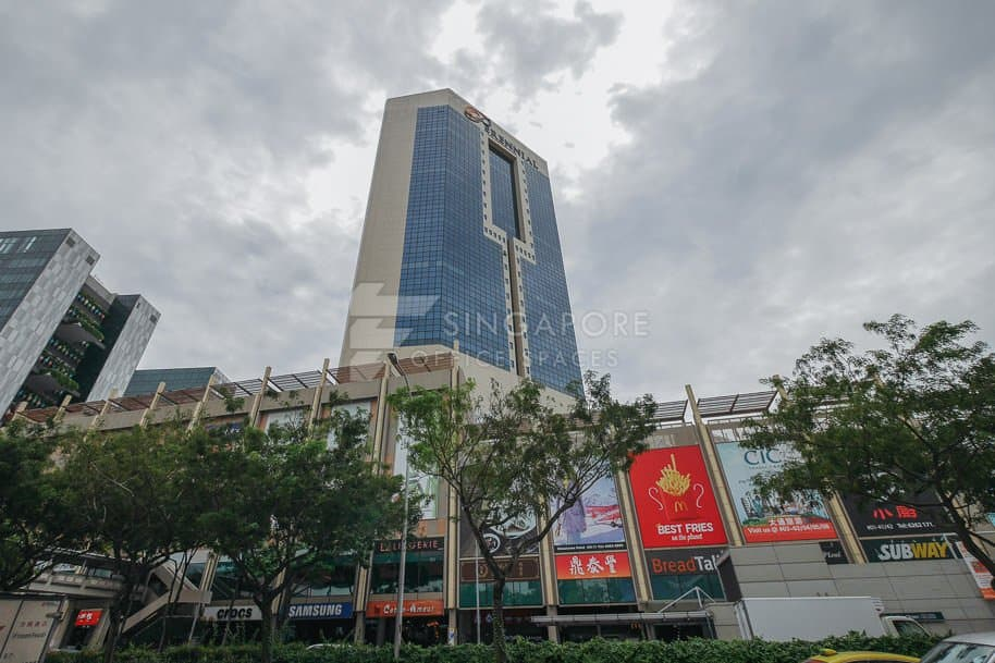 Chinatown Point Office For Rent Singapore 141