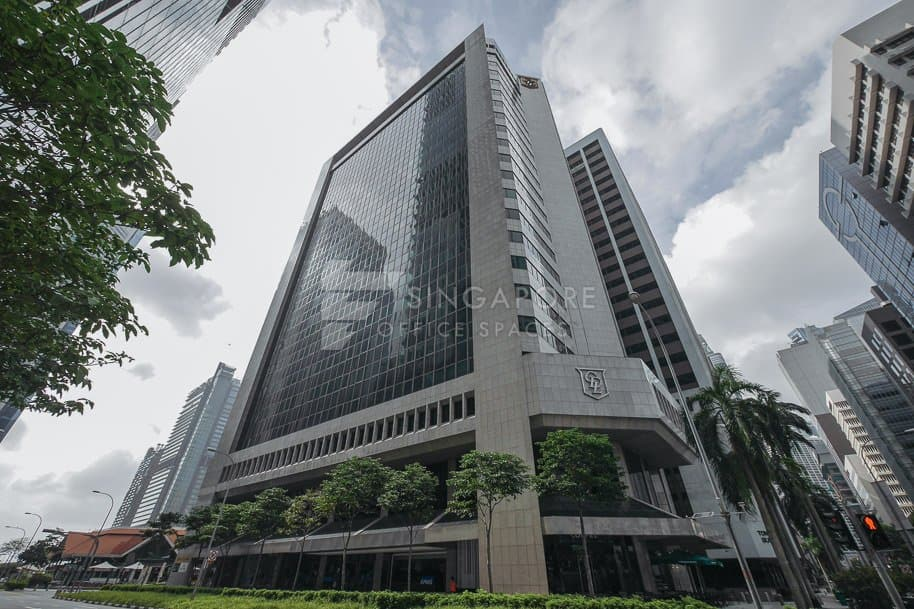 City House Office For Rent Singapore 532
