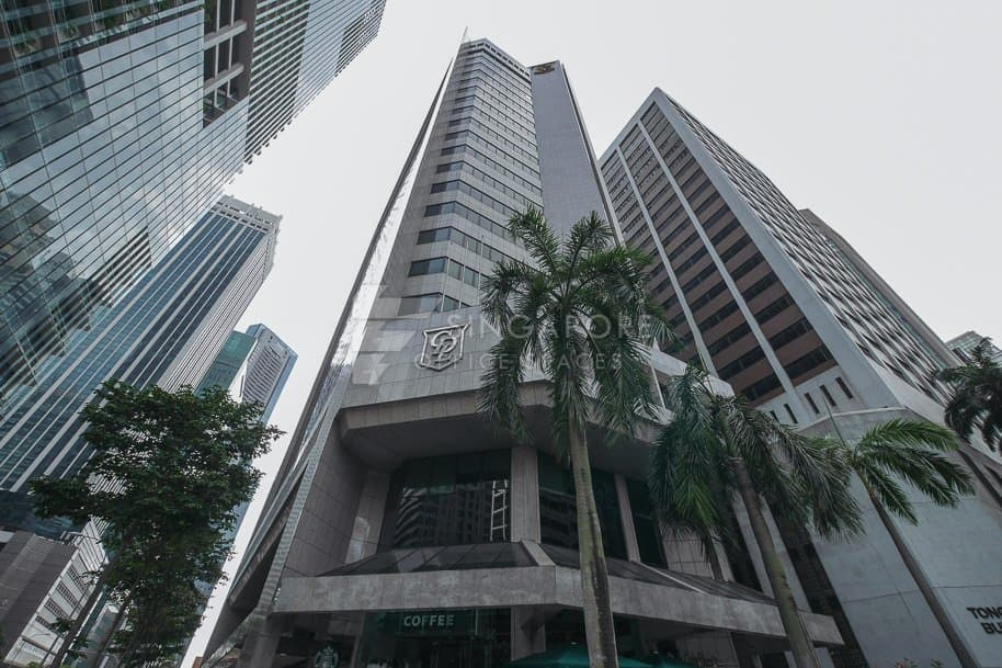 City House Office For Rent Singapore 534