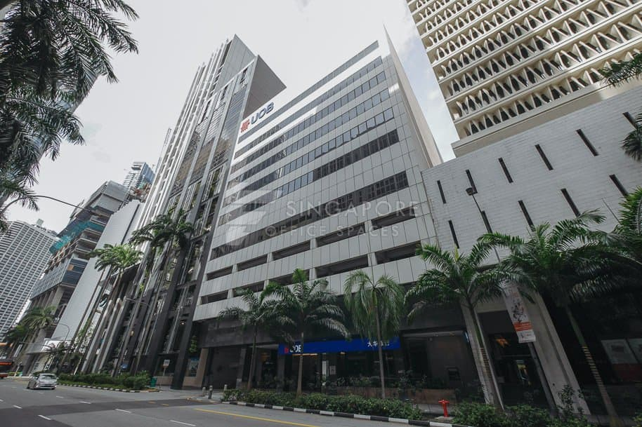 Far Eastern Bank Building Office For Rent Singapore 548