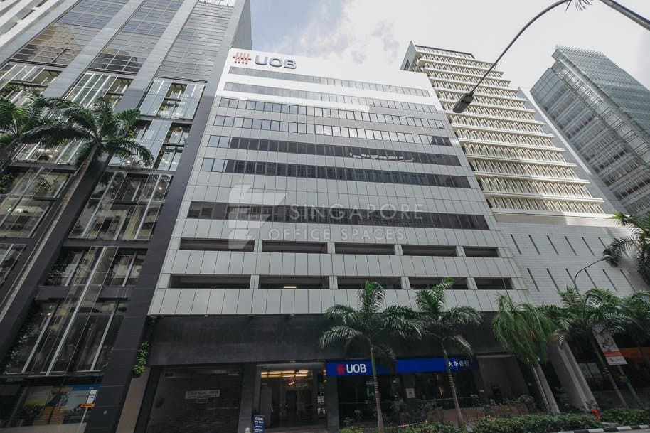Far Eastern Bank Building Office For Rent Singapore 550