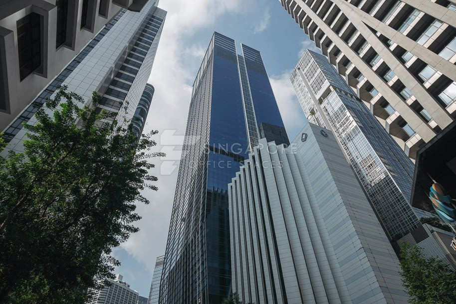 Frasers Tower Office For Rent Singapore 843