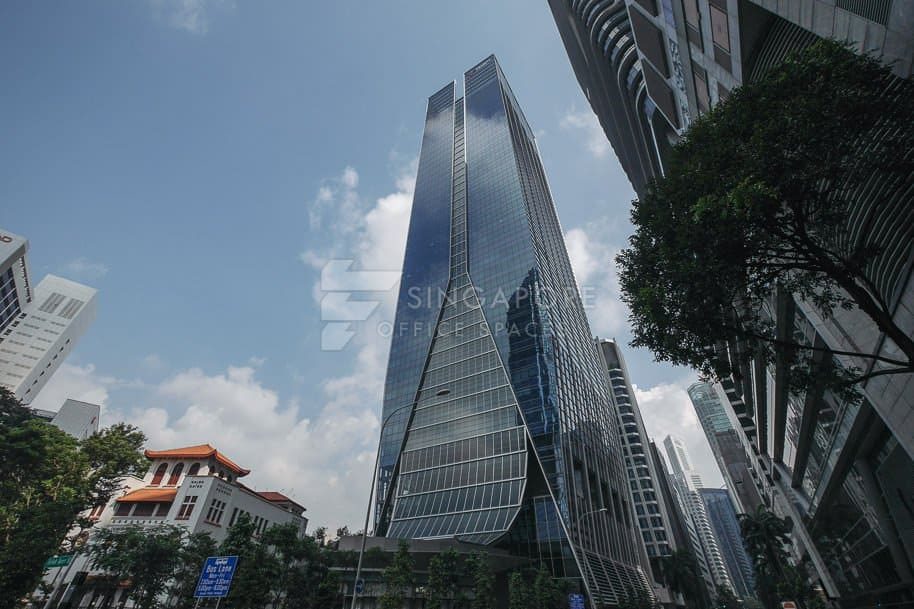 Frasers Tower Office For Rent Singapore 845