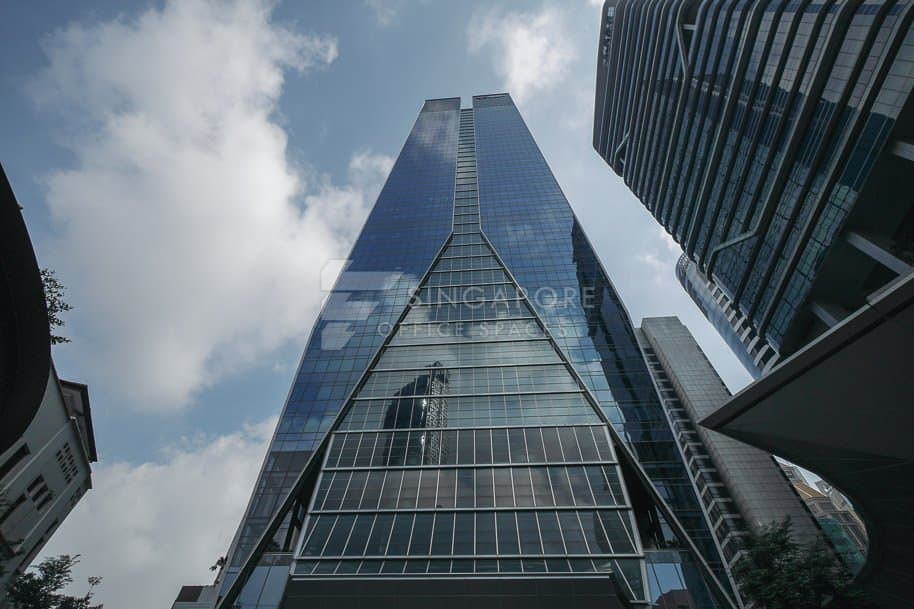 Frasers Tower Office For Rent Singapore 846