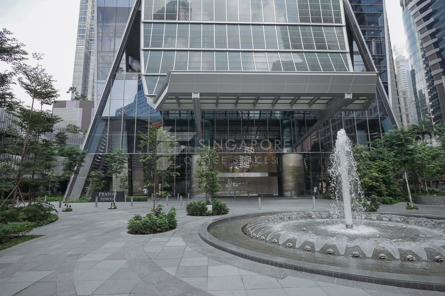 Frasers Tower Office For Rent Singapore 847
