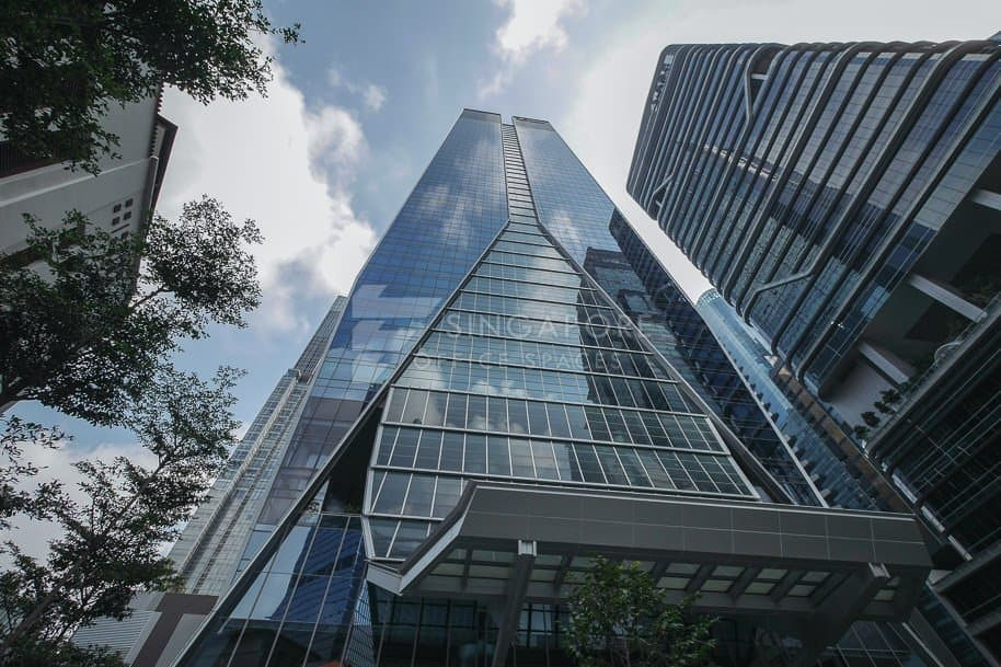 Frasers Tower Office For Rent Singapore 848