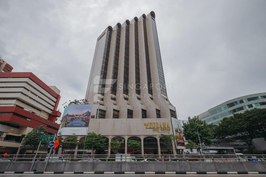 Furama City Centre Office For Rent Singapore 129