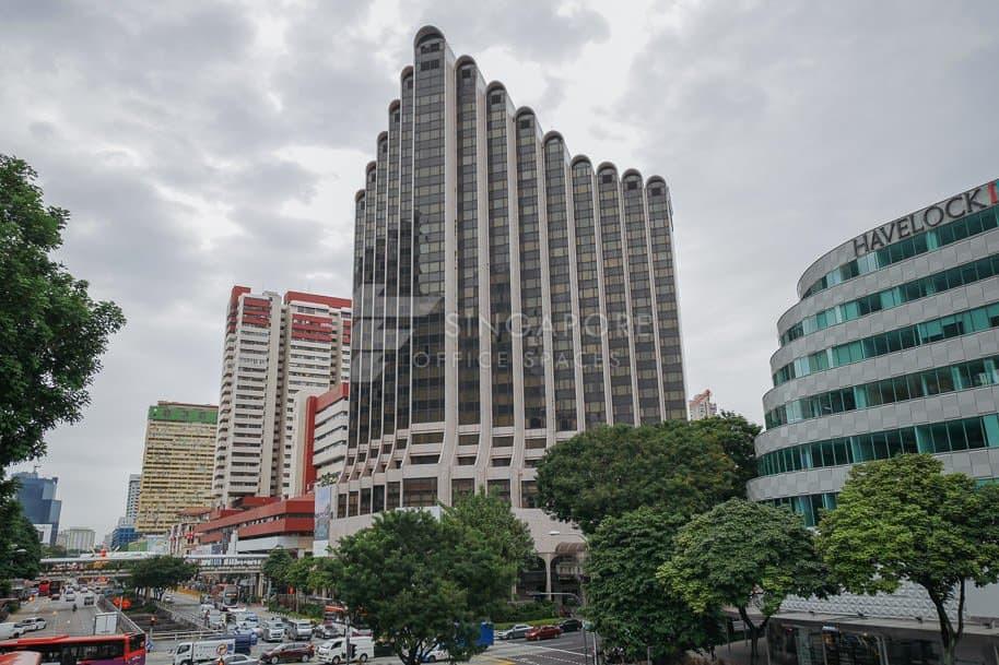 Furama City Centre Office For Rent Singapore 134