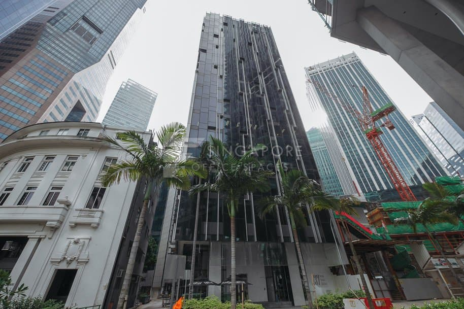 Grace Global Raffles Office For Rent Singapore 530