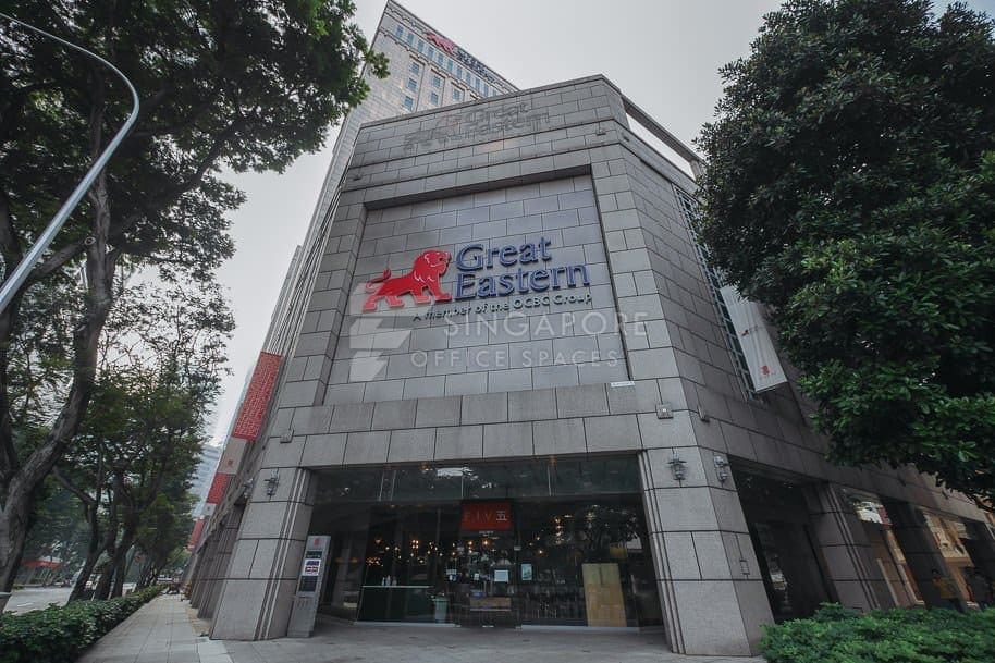 Great Eastern Centre Office For Rent Singapore 698