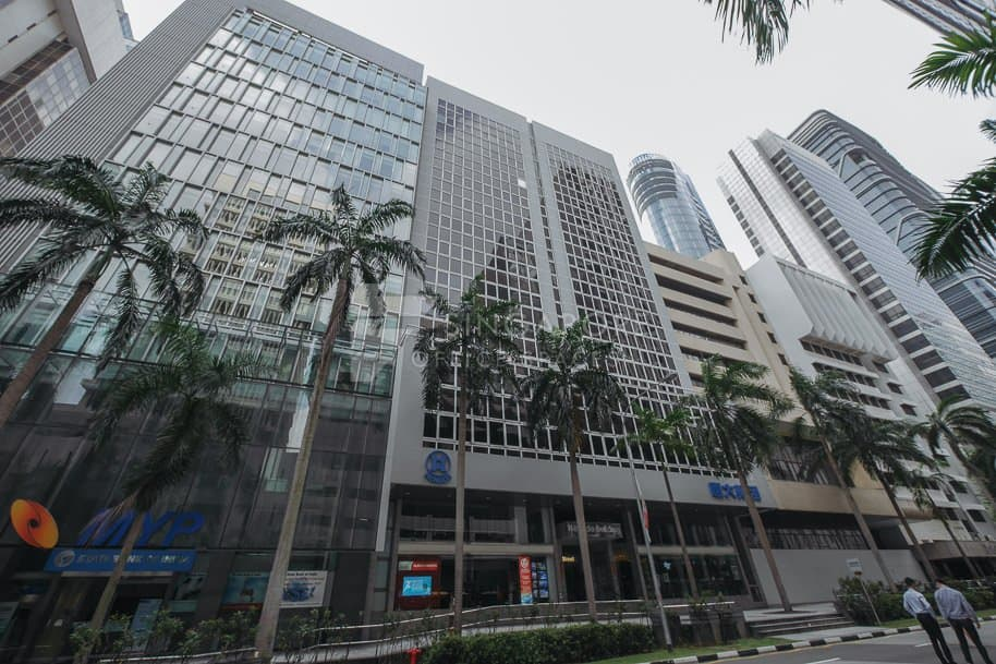 Hengda Building Office For Rent Singapore 509