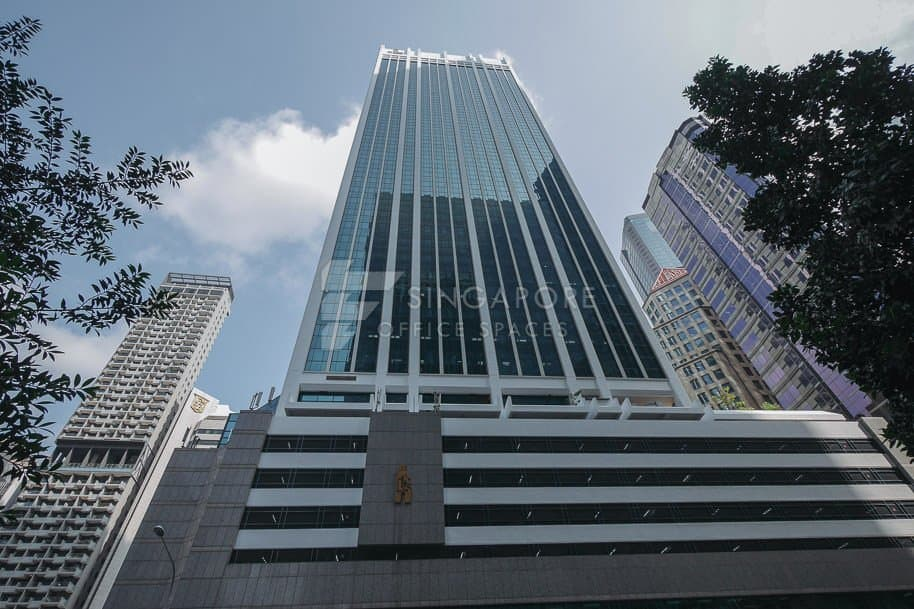 Hong Leong Building Office For Rent Singapore 614