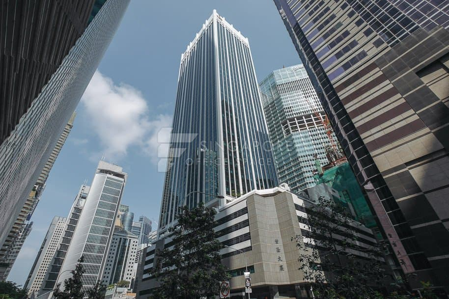 Hong Leong Building Office For Rent Singapore 619