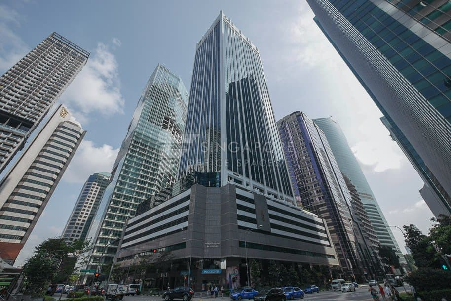 Hong Leong Building Office For Rent Singapore 620