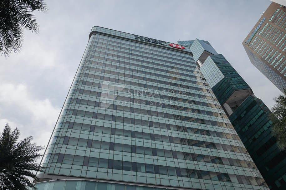 Hsbc Building Office For Rent Singapore 782